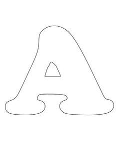 5 Moldes do Alfabeto Letras Maiúsculas e Minúsculas para Imprimir - Online Cursos Gratuitos