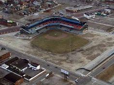 Tiger Stadium Demolition Stopped Baseball Scoreboard, Baseball Park, Tiger Stadium, Sports Stadium, Detroit Sports, Detroit Tigers Baseball, Muskegon Michigan, Detroit Michigan, Mlb Stadiums