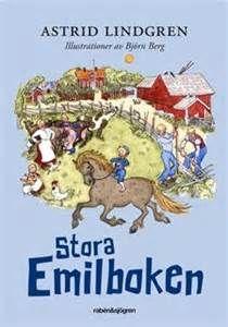 Stora Emilboken / Astrid Lindgren ; illustrationer av Björn Berg