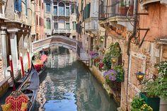 Venice, Italy. by Shaun Nelson
