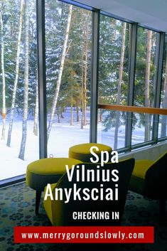 Recharge in Spa Vilnius in Anyksciai, Lithuania. Enjoy the forest around, mineral water, spa treatments and gourmet food, including perfect chocolate truffles. #spa #spaholidays #lithuania #spavilnius
