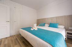 Nuevas imágenes de nuestro Aparthotel Floramar en Cala Galdana, Menorca www.comitashotels.com
