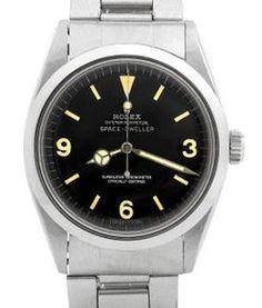 a8b84090cbb0 Rolex Space-Dweller (yep, Space-Dweller) Rolex Watches, Cool Watches
