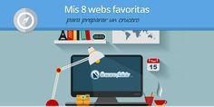 ★ Estas son mis 8 webs favoritas para preparar un crucero. Donde me informo de los barcos, camarotes, escalas y el tiempo que tendré.