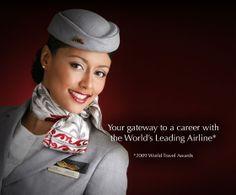 The Flight Attendant Life. Etihad Airways