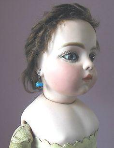 "Antique 21"" Museum Quality BEBE Bru JNE 7 Equestrian French Doll with Wardrobe | eBay"