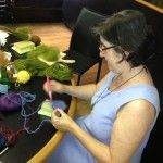 All about needle felting