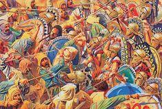 """The fall of Leonidas"", Steve Noon"