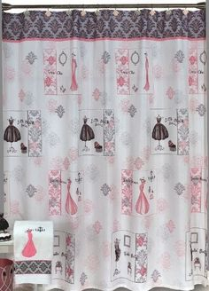 Dressed To Thrill Shower Curtain Bed Bath Amp Beyond Got