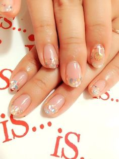 shell nail (is...)