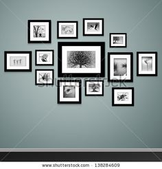 picture wall - Google Search