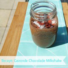 Recept: Gezonde Chocolade Milkshake