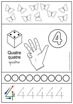Mathématiques en maternelle Math Activities, Toddler Activities, Preschool Activities, Act Math, Arabic Alphabet For Kids, Math Sheets, Art Education Lessons, French Kids, Learning Arabic