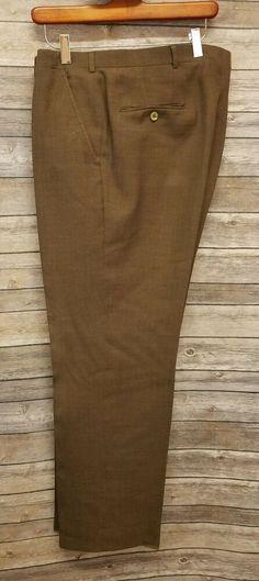 5490eac099 Jack Nicklaus Hart Schaffner and Marx Golf Pants Mens Brown 38  x31Tournament vtg #JackNicklausHartSchaffnerandMarx #