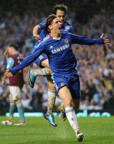 Fernando Torres, beast of a player