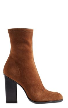 Majorly crushing on these suede Alexander Wang boots.