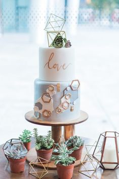 Industrial Chic with Copper   Industrial Luxe Wedding Inspirations   BLOVED Blog   Amanda Karen Photography