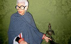 Dokumentation über die Stilikone - Die 10 besten Zitate von Iris Apfel
