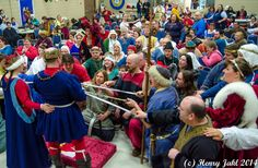The Society for Creative Anachronism: Live in the Current Middle Ages
