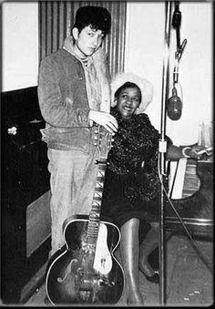 Bob Dylan & Victoria Spivey