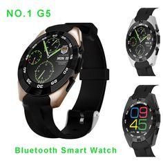 2016 neue NO. 1 G5 Ultradünne Smartwatch MTK2502 Herzfrequenz smart watch fitness tracker rufen sms erinnerung kamera für android IOS //Price: $US $38.68 & FREE Shipping //     #smartwatches