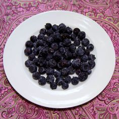Want to see what 100-Calorie Portions of Fresh Fruit look like? #100calorie #healthysnacks