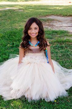 Disney Inspired Pocahontas Native American Tutu Dress Costume on Etsy, $52.00