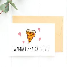 Funny Valentine's Day Card, Sexy Valentine Card, Naughty Valentine Card, Dirty Valentine Card For Him, Husband Card Valentines Day For Boyfriend, Naughty Valentines, Funny Valentine, Valentine Day Cards, Mouth Painting, Love Notes, Funny Cards, Kraft Envelopes, Card Stock