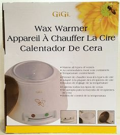 Gigi Wax Warmer 0225, 14 oz, Professional, All Wax Types, Temperature Control…
