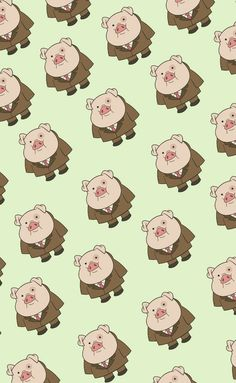 Fuck Yeah Gravity Falls! - ymeerxzr: Waddles Phone Wallpapers |