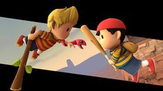 MOTHER RP: Ness and Lucas Pt.4 by oishi on DeviantArt