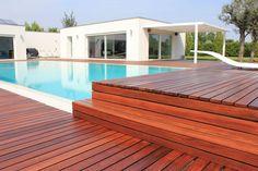 Outdoor Wood Flooring #italian #amazing