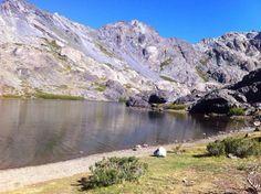 Lagunas del Alto - Altos de Lircay (Chile)