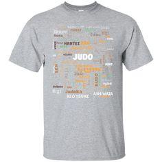 Judo, Mens Tops, T Shirt, Fashion, Moda, Tee Shirt, Fashion Styles, Fashion Illustrations, Tee