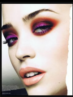 Makeup by Kevin Aucoin