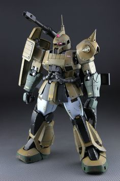 Sieg Zion サブ画像2 Gundam Custom Build, My Wallet, Medieval Armor, Gundam Model, Mobile Suit, Plastic Models, Badass, Model Kits, Art Supplies