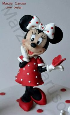 Minnie Cake Topper