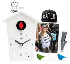 """60 sec style"" by saletovic ❤ liked on Polyvore featuring mode en Miu Miu"