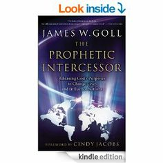 Prophetic intercession has caught fire as God's people learn the power of praying his promises back to him. In this extraordinary book, James Goll draws from the stories of Elijah, who travailed for rain, and Anna, the praying prophetess whose intercession prepared the way for the Messiah, to illustrate the biblical mandate for intercessory prayer. James tells his own gripping, life-changing experience of how God gave him and his wife four children after years of barrenness... 1.99 til Apr…