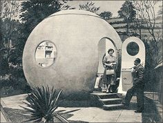 1950sunlimited: Bomb Shelter, 1959