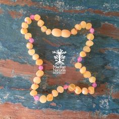 Youth Baltic Amber Necklace