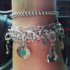 Really Cheap Clothes Tiffany Jewelry, Tiffany Bracelets, Tiffany Necklace, Opal Jewelry, Sterling Silver Jewelry, Silver Ring, Glass Jewelry, Cheap Fashion, Look Fashion