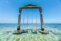 Gili Inseln Strand