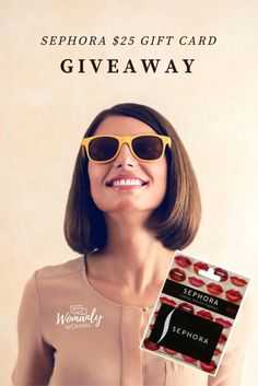 I've joined up with SoutheastByMidwest.com, JavaJohnZ.com, SomeCallItNatural.com, and OptimisticMommy.com to offer a $25 Sephora Gift Card Giveaway! This giveaway is sponsored by the bloggers listed and hosted by WomanlyWoman.com. We look forward to awarding the prize to one lucky winner! The winner will receive one gift card in the mail directly from Amazon: To enter, …