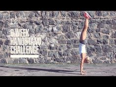 The 12 Minute Athlete 6-Week Handstand Challenge - 12 Minute Athlete