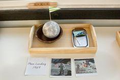 Montessori Inspired Space Theme