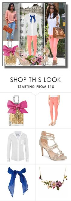 """""""set 103"""" by fahirade ❤ liked on Polyvore featuring Juicy Couture, J Brand, Frank & Eileen, Lauren Lorraine and Les Néréides"""