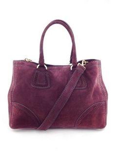 Prada Scamosciato Tote in Medium.  prada  pradabag  bagoftheday  bagporn   bag 5b30f0b9d0d21