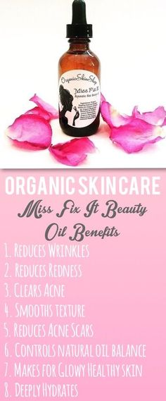 Organic beauty oil is one of the best treats you can give to your skin. Ours is made with nourishing organic rosehip seed oil, organic jojoba oil, organic avocado oil, and organic rosewood, lemon, lavender, and sweet birch essential oils. With all of these different benefits in just a few drops a day, you really have nothing to lose. Try adding it in to your organic/ natural skin care routine today!