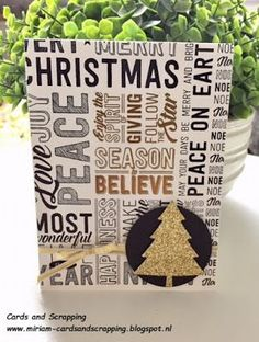 Cards and Scrapping Merry Medley Stampin Up